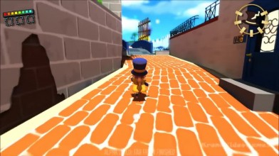 Геймплей A Hat in Time