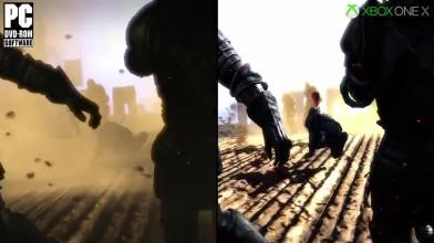 The Witcher 2: Xbox One X Enhanced vs PC vs Xbox 360 сравнение графики и производительности