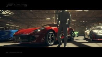 Forza Motorsport 7 - крутые автомобили из набора Top Gear