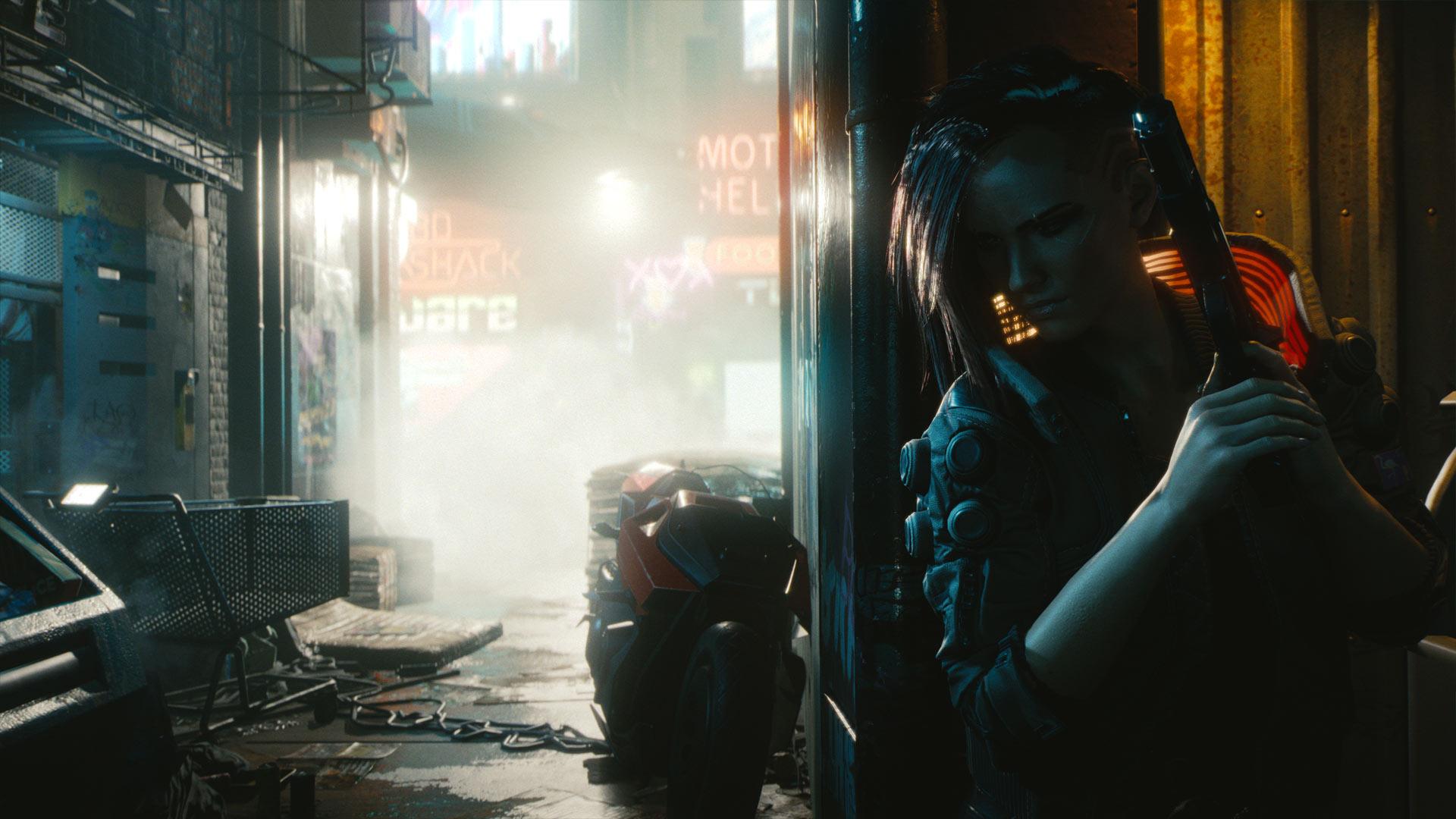Постановочный трейлер ипервые детали  оCyberpunk 2077