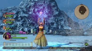 Новые фрагменты игрового процесса и снимки экрана из Dragon Quest Heroes II