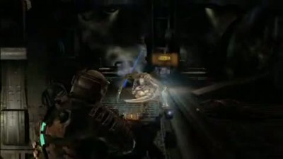 "Dead Space ""Line Gun Gameplay"""