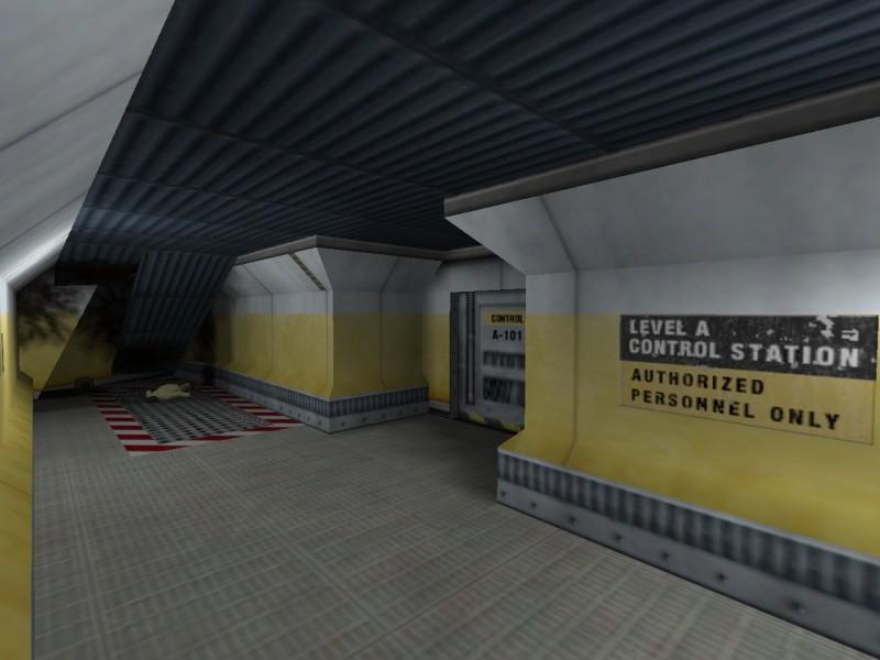 Half-Life: Dark Matter