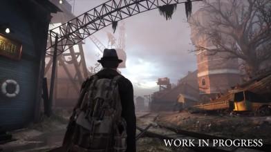 The Sinking City - Новый геймплей: освещение и погода