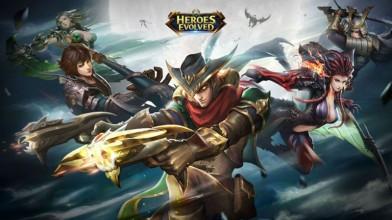 РС-версия MOBA Heroes Evolved закрыта