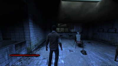 "Saw: The Video Game ""Демонстрация теней и FOV."""