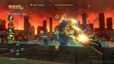 Teenage Mutant Ninja Turtles Mutants in Manhattan часть 9 - прохождение без комментариев [PS4]