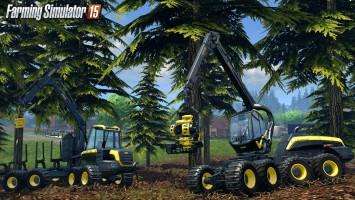 Игра Farming Simulator 2015 выйдет на консолях в ближайшем будущем