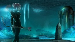 """""""Глубины Скайрима"""": фанат создал необычную модификацию подводного мира игры"""