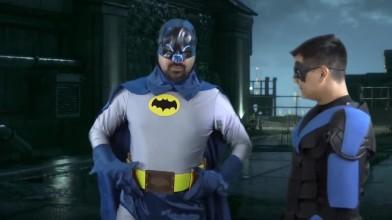 Batman Arkham - Пародийный скетч от Angry Joe