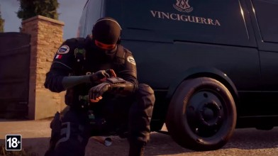 Tom Clancy's Rainbow Six Осада - Руководство по оперативникам: Twitch