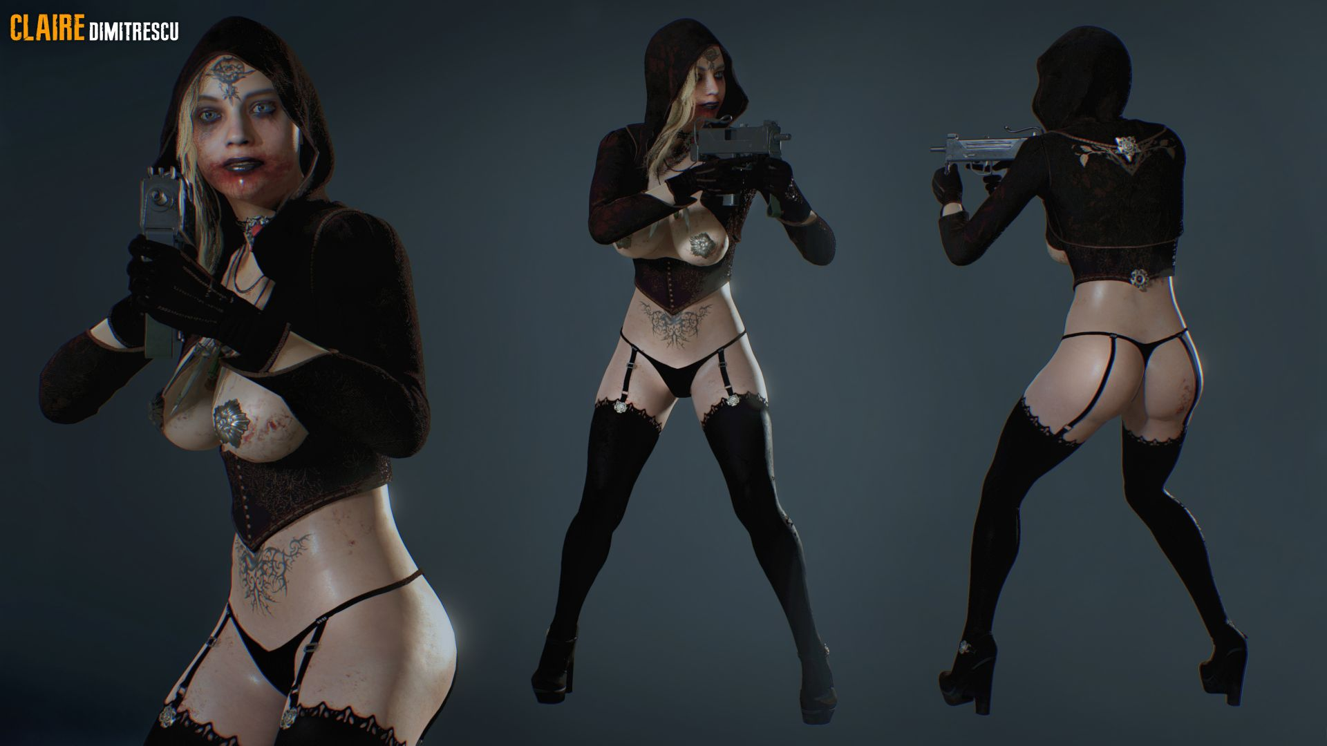 Мод- Resident Evil 2
