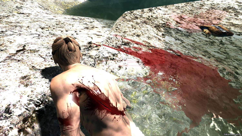 фото колотые раны