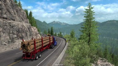 American Truck Simulator - Путевые заметки. Пейзажи штата Вашингтон