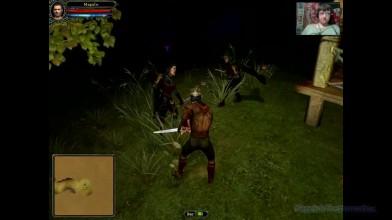 Dungeon Lords - Качаемся до повелителя смерти - 1. Пришествие (прохождение на русском)