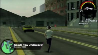 Volution рассказывают об отменённой игре Saints Row Undercover
