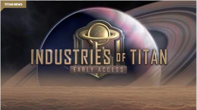 Industries of Titan будет запущен в раннем доступе исключительно вмагазине Epic Games
