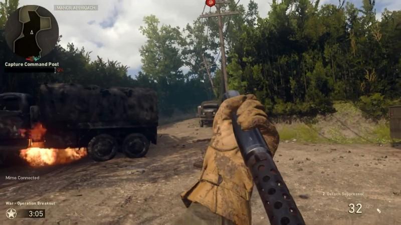 Call of Duty WW2 - Сравнение звуков всего оружейного арсенала FINAL vs BETA PC (Gaming Videos)
