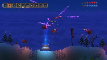 "Terraria: Otherworld ""Трейлер gdc 2015"""