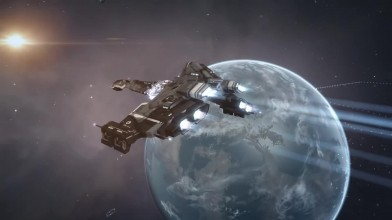 Ознакомительный трейлер EVE Online
