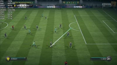 FIFA 18 / ФИФА 18 на Intel HD Graphics 530