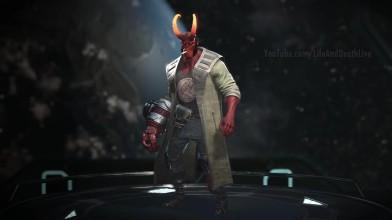 Injustice 2 - Новые эпические костюмы для персонажей
