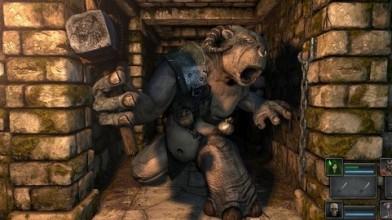 Первый скриншот Legend of Grimrock 2