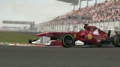 "F1 2011 ""Season so Far Gameplay trailer"""