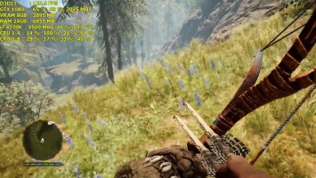 Far Cry Primal - i7 4770K - GTX 1080 Founders Edition