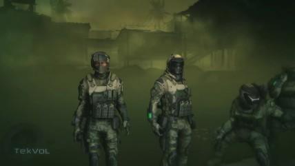 Warface - Внешность COS (Французский спецназ) (ПТС 28.07.2017)