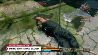 Геймплей Dying Light: Bad Blood с Gamescom 2018