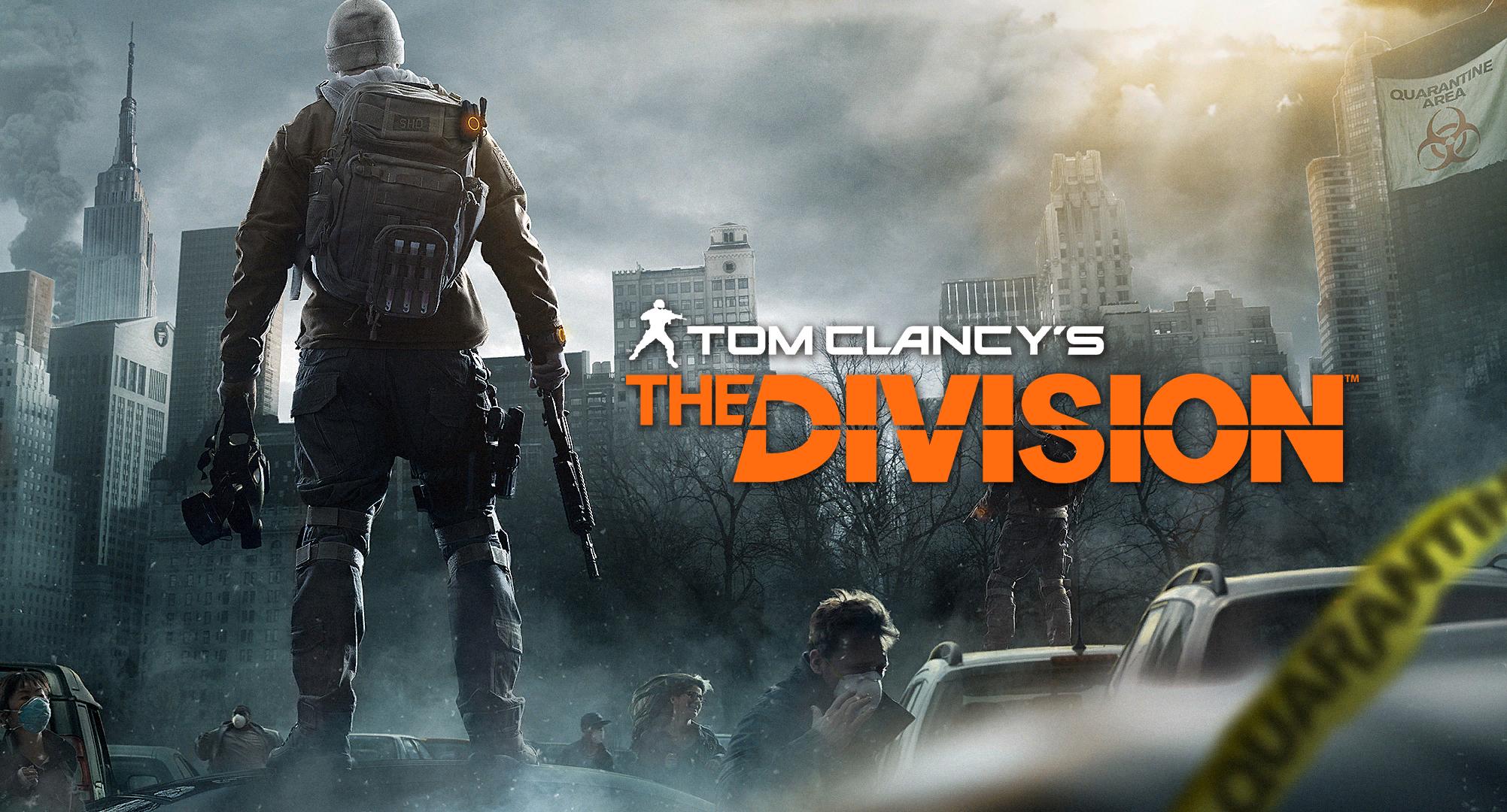 Бесплатная раздача Tom Clancy's The Division в Uplay
