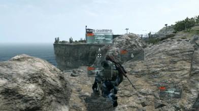 "MGS 5: Ground Zeroes ""Миссия: уничтожить предателей"""