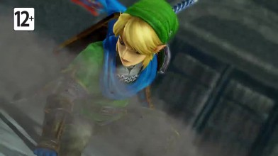 Hyrule Warriors: Definitive Edition - обзорный трейлер (Nintendo Switch)