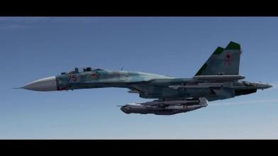"""DCS World """"Трейлер Су-27"""""""