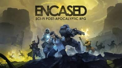 Игра Encased от российских разработчиков напомнит вам о первых Fallout