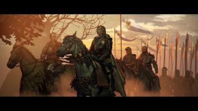 Хвалебный трейлер Thronebreaker: The Witcher Tales