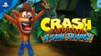 Crash Bandicoot N. Sane Trilogy - лидер июля по продажам в PlayStation Store