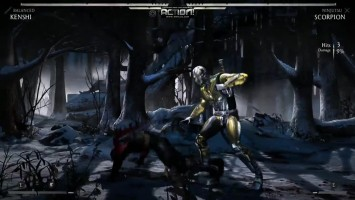 Mortal Kombat X PC MOD-KENSHI DEADLY ALLIANCE (By OmegaMathauS) - MKX