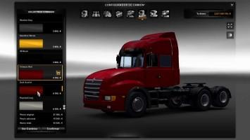 Ural 6464 v0.3   Mapa RBR Brazil   Euro truck simulator 2   1.15 -- 1.16