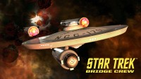 Вышла VR-игра Star Trek: Bridge Crew