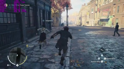 Assassin's Creed Syndicate - Тест видеокарты - HD7950 - i5 4460