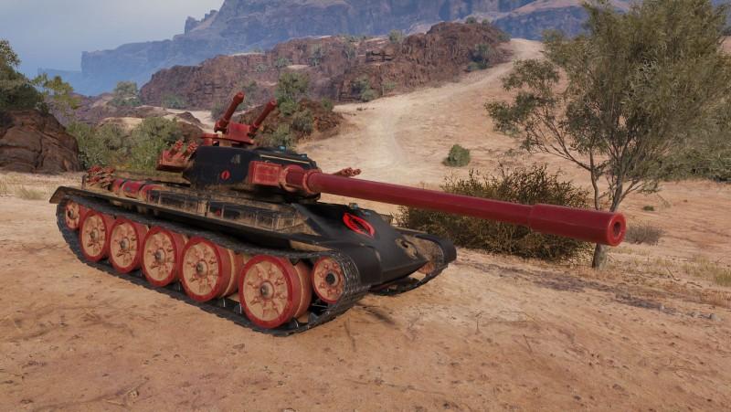 Новый 3D-стиль для World of Tanks