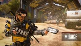 Разработчики Apex Legends не планируют улучшать героя Mirage