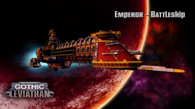 Представлен геймплейный трейлер Battlefleet Gothic: Leviathan