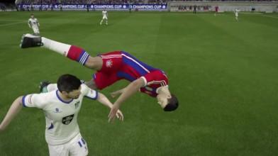 FIFA 15 фейлы с комментаторами WWE
