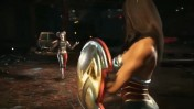"Injustice 2 ""Новый геймплей Deadshot Harley Wonder Woman"""