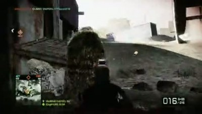 "Battlefield: Bad Company 2 ""Pistols and Tanks