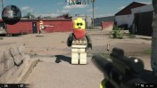LEGO First Person Shooter [Прикол]