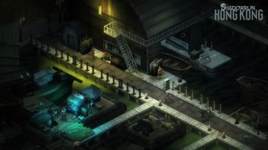 Shadowrun: Hong Kong доступна для предзаказа